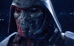 Star Wars, artwork, Darth Vader