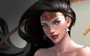 DC Comics, Wonder Woman, superheroines