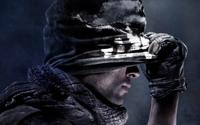 video games, Call of Duty, Call of Duty Ghosts