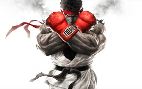 Ryu Street Fighter, Street Fighter, video games, Street Fighter V