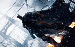 DC Comics, Batman, superhero, Batman Arkham Origins, video games