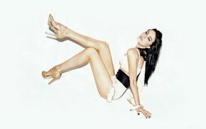 girl, Amber Heard
