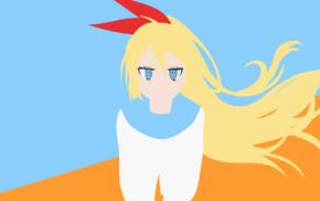 Kirisaki Chitoge, Nisekoi, anime vectors