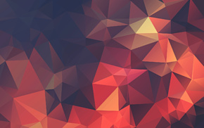 geometry, digital art, low poly, artwork, minimalism, abstract