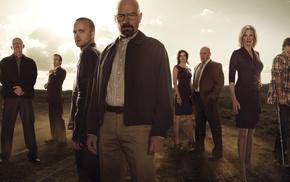 Skyler White, Jesse Pinkman, Walter White, Hank Schrader, TV, Mike Ehrmantraut