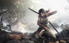 video games, Xbox One, Xbox 360, Tomb Raider