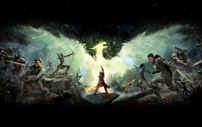 Dragon Age Inquisition, Dragon Age, Dragon Age Inquisition, video games