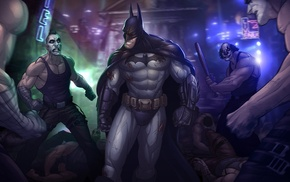 Batman Arkham Knight, Batman, comics, DC Comics