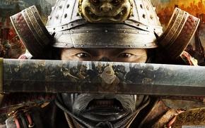 Total War Shogun 2, video games, samurai, Japan