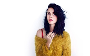 blue eyes, Katy Perry, music