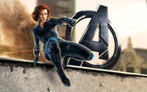 Black Widow, Avengers Age of Ultron, superhero, superheroines