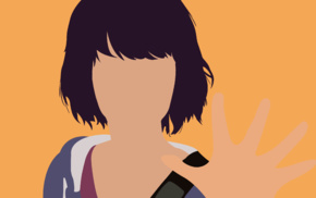 vector art, Life Is Strange, minimalism