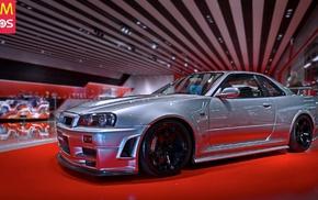 Nismo, Nissan Skyline GT, R R34, R R34 Nismo Z, Tune, R R34 Nismo