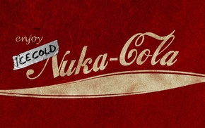 video games, Nuka Cola, brand, Bethesda Softworks, Adobe Photoshop, fan art