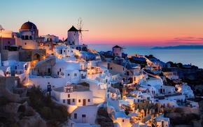 landscape, Greece