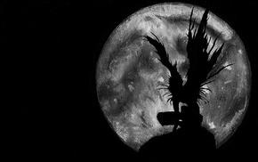 moon, Ryuk, Death Note