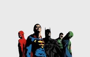 Green Lantern, The Flash, Justice League, DC Comics, Batman, Superman