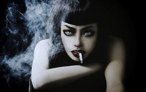 smoking, model