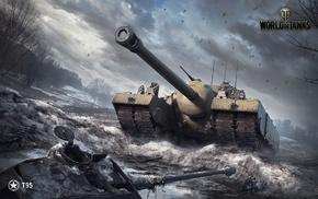 World of Tanks, T95, wargaming