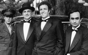 legends, The Godfather, Al Pacino, men, movies, Vito Corleone