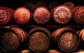 cellars, wood, Glenmorangie, interiors, Scotland, whisky