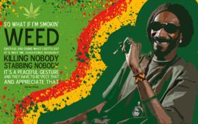 Snoop Dogg, peace