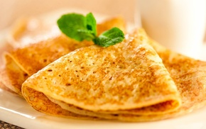 crepes, food, breakfast