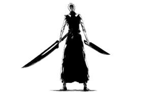 manga, Bleach, Kurosaki Ichigo, Zangetsu