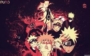 Naruto Shippuuden, Jinchuuriki, Kyuubi, Uzumaki Naruto