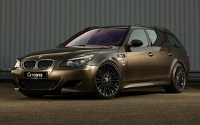 BMW M5, BMW M5 Touring, G, Power, BMW, BMW M5 Hurricane RS Touring