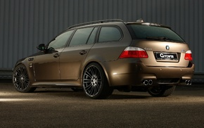 BMW M5 Touring, G, Power, BMW M5, BMW, BMW M5 Hurricane RS Touring