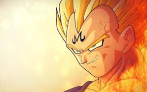Dragon Ball Z, Vegeta, Super Saiyan, Gohan, Dragon Ball