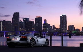 Lamborghini Aventador LP700, 4 Roadster, Lamborghini, Lamborghini Aventador, Miami