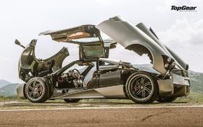 car, Hypercar, Top Gear, Pagani, pagani huayra