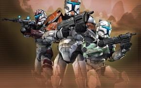 Star Wars Republic Commando, Star Wars
