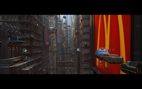 futuristic, The Fifth Element