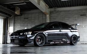 Mitsubishi, car