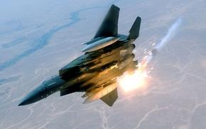 McDonnell Douglas F, 15E Strike Eagle, aircraft