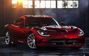 SRT Viper, car, Dodge