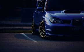 Subaru Impreza WRX STi, car, Subaru, Subaru Impreza