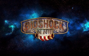 BioShock Infinite, PC gaming, red, gamers, space, BioShock