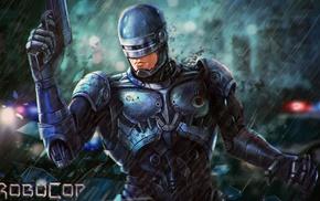 artwork, movies, RoboCop