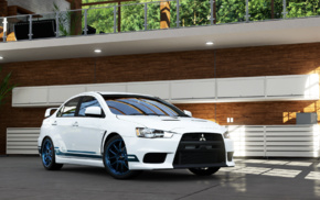 Forza Motorsport 5, Mitsubishi, car, Mitsubishi Lancer Evolution X
