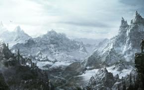 The Elder Scrolls V Skyrim, video games