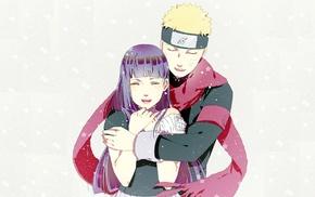 Uzumaki Naruto, Hyuuga Hinata
