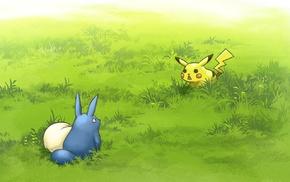 crossover, My Neighbor Totoro, Pokemon