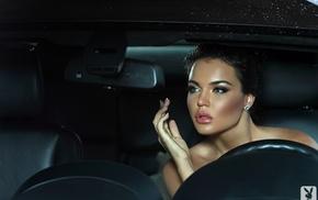 Playboy, Playboy Russia, Inessa Tushkanova, BMW 6, girl
