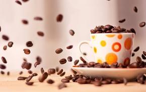 coffee beans, food, coffee