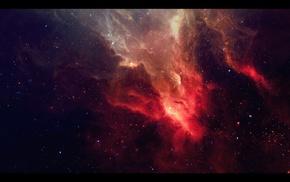nebula, stars, TylerCreatesWorlds, space, space art