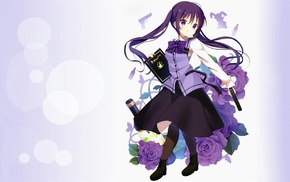 Gochuumon wa Usagi Desu ka, anime girls, Tedeza Rize